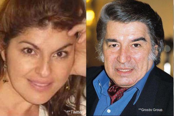 Borda asegura que Roberto Sánchez, nombre real del cantante, es su padre...