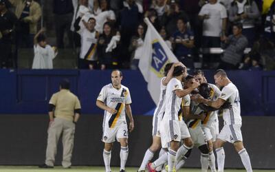 LA Galaxy derrota con autoridad a Real Salt Lake y se mete a la semifina...