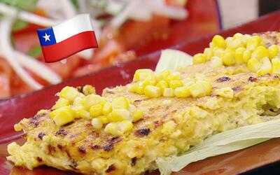 Cocinando por el mundo con el Chef Jesús: Pastel de choclo de Chile