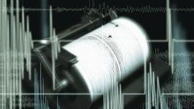 El epicentro del movimiento sísmico fue localizado cerca del Aeropuerto...