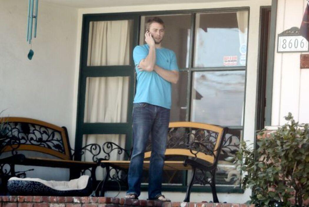 También llegó a la casa de Paul. Más videos de Chismes aquí.