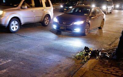 Nueva York doblará los esfuerzos para reducir muertes por accidentes de...