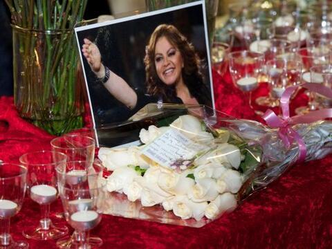 El último adiós a Jenni Rivera tendrá que ser en gr...
