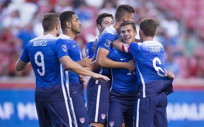 Estados Unidos jugará el repechaje ante Colombia