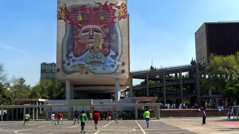 La UNAM, de México, está entre las mil mejores universidades globales, s...