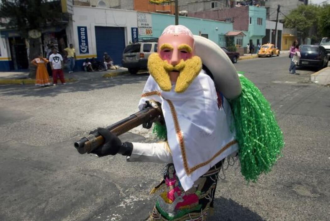 En México, por otro lado, las celebraciones son menores, pero el día no...