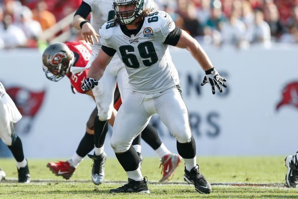 Guardia: Evan Mathis, Philadelphia Eagles.