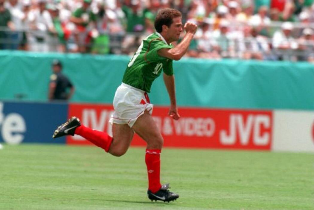 Luis García demostró ser goleador en España teniendo grandes actuaciones...