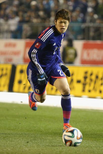 Hiroki Sakai. Posición: Defensa. Fecha de nacimiento: 12 de abril...