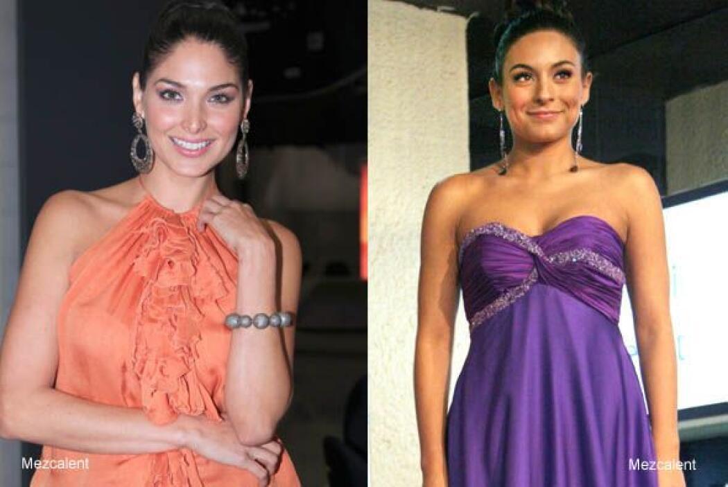 Blanca Soto y Ana Brenda Contreras no pueden negar su parecido, estas ch...