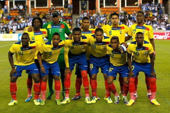 El ecuatoriano es un grupo compacto, de gran técnica y poderoso a...