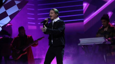 En una emotiva noche, lo mejor de la música latina se escuchó en el 'Pre...