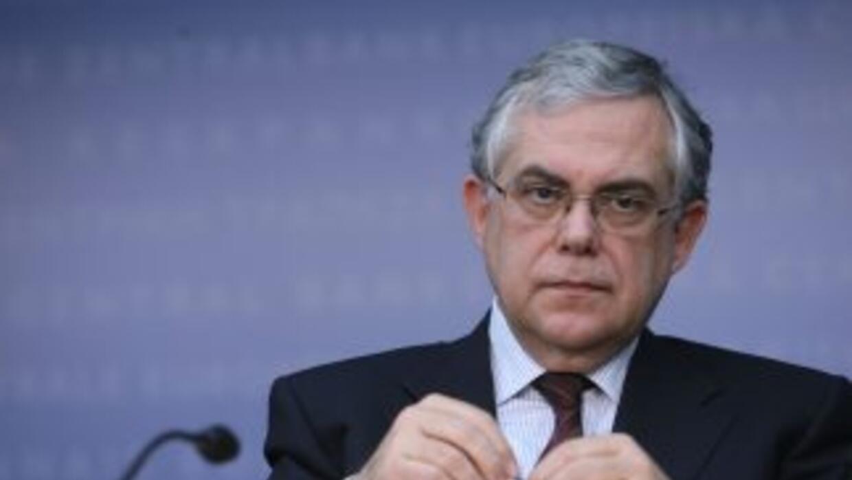 El economista Lucas Papademos es el nuevo Primer Ministro de Grecia.