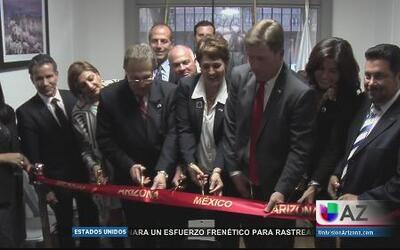 Impacto de nueva oficina de Arizona en México