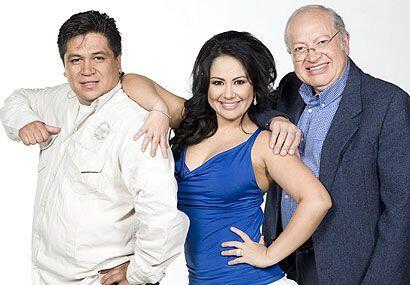 El novato Osvaldo Salinas, Samia y Eduardo Manzano te harán re&ia...