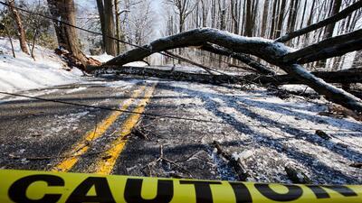 Esperan catástrofe helada en el sur de EE UU