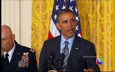 Obama anuncia ayuda a menores que cruzan solos la frontera