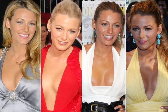 Sus atributos han conquistado a miles de caballeros y la actriz suele pr...