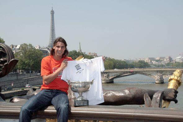 13.- Nadal igualó el histórico récord de Björn Borg al ganar su cuarto t...