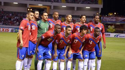 Selección Costa Rica Copa Oro 2015