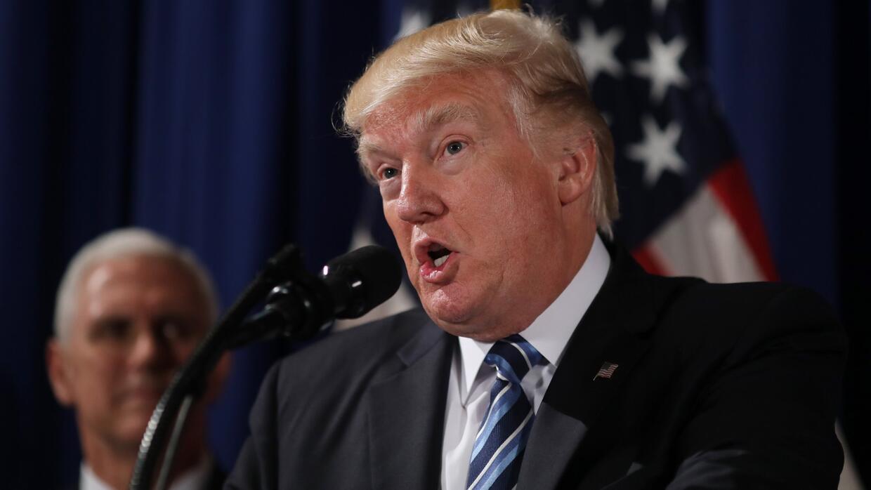 Trump arremete contra el noveno circuito de apelaciones, aunque el juez...