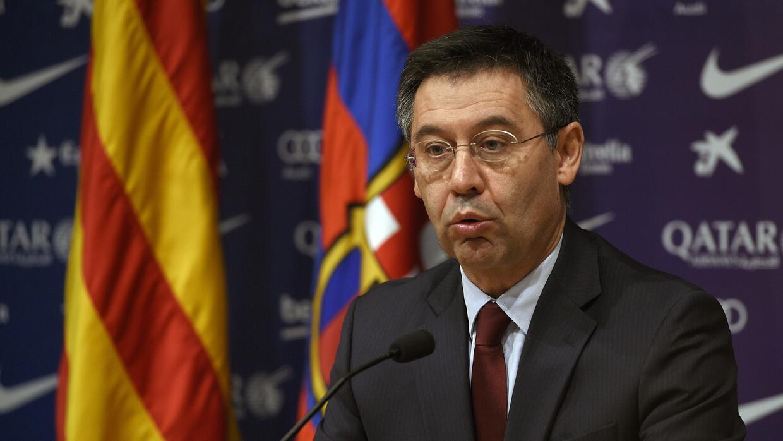 El ex dirigente del Barcelona criticó sanción de la UEFA.