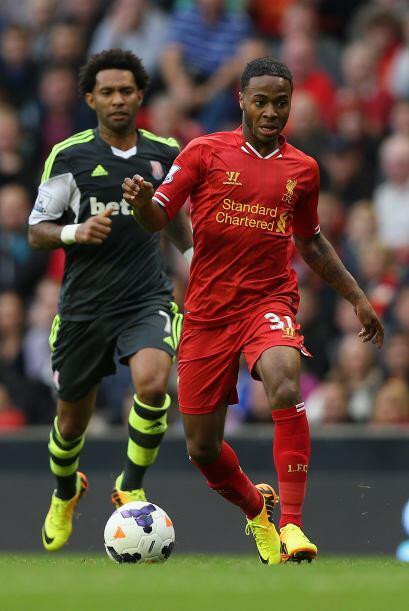 Liverpool sufrió para vencer 1-0 al Stoke City con gol de Daniel...