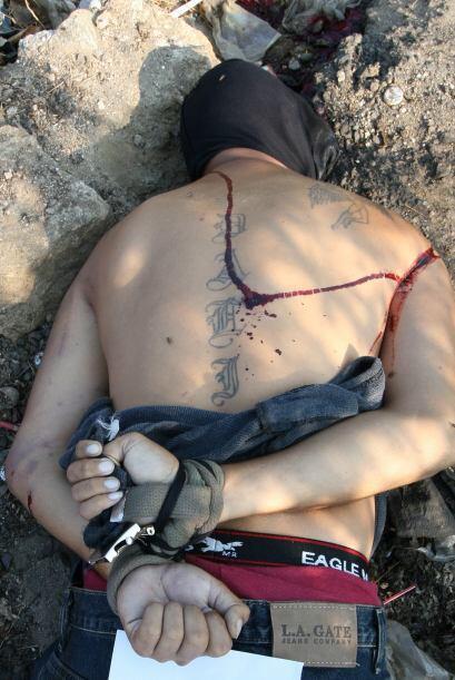 El gobierno dijo que en cuatro años hubo 30,195 ejecuciones, 3,075 muert...