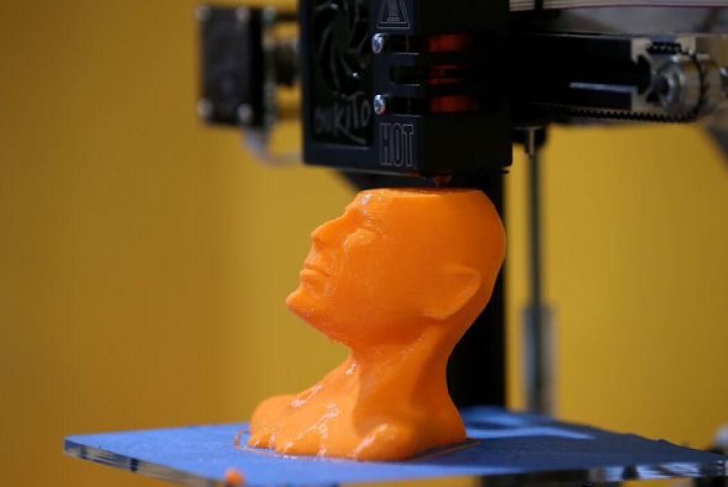 Las impresoras 3D siguen avanzando y cada vez zon mejores y más costeables.