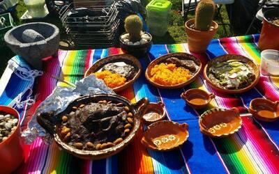 Los organizadores esperan hacer de la Feria de los Moles una tradici&oac...