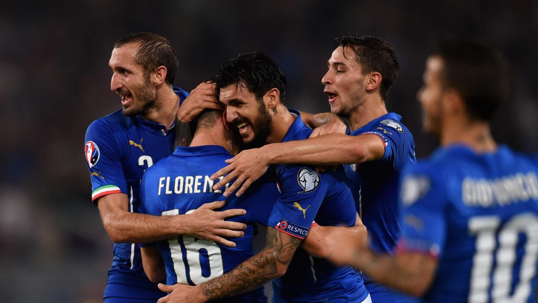 Italia vence a Noruega, que irá a la repesca