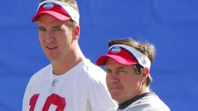 Peyton Manning cree que Bill Belichick es el mejor entrenador que ha enf...