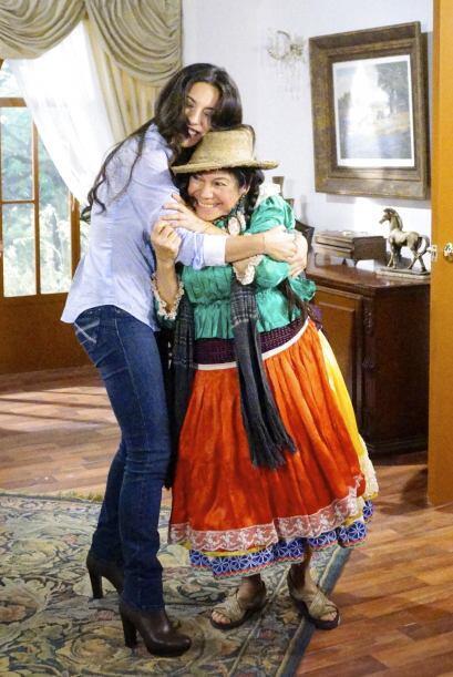 """Nos cautivó aún más cuando participó en la telenovela """"Corazón Indomable..."""