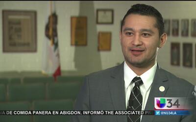 Líderes hispanos van tras el éxito en Cudahy