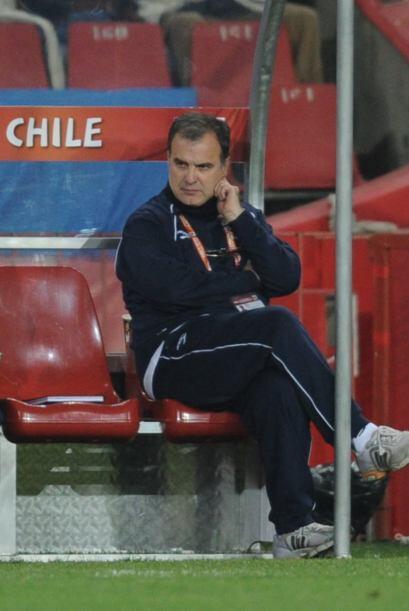 La nota negativa es que Marcelo Bielsa no estará por diferencias con el...