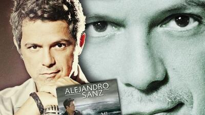 Alejandro Sanz estrena en exclusiva su tercer sencillo MI MARCIANA.