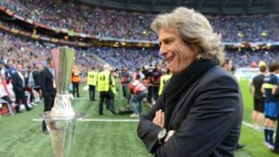 Liga Europa final Benfica-Chelsea