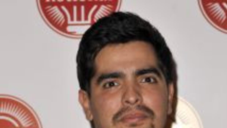 Aarón Sánchez.
