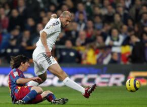 Zidane: Messi es bueno, Cristiano el mejor