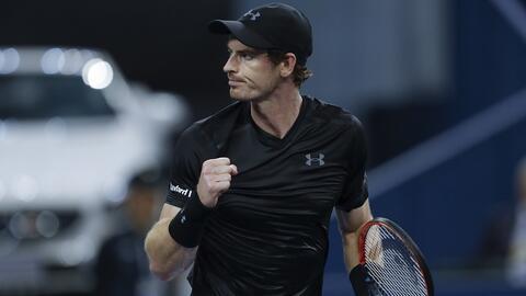 El tenista británico venció en dos sets al francés