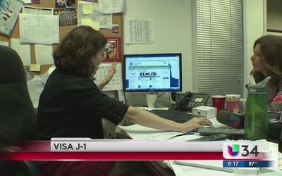 ¿Cómo funciona la Visa J-1?