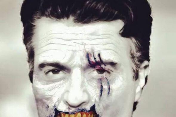 ¡No se asusten!, Jaime Camil está probando su disfraz para...