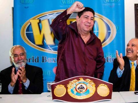 Wilfredo Gómez recibió homenaje por parte de la OMB a 37 a...