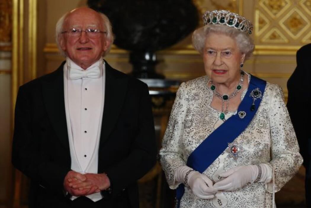 En el programa oficial de su visita, se prevé que Higgins se reúna este...