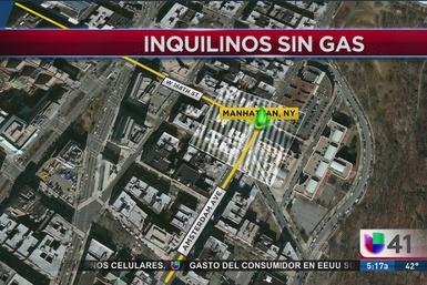 Decenas de inquilinos de Washington Heights se quedan sin gas