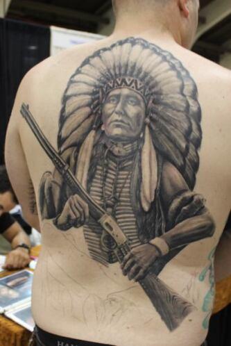 Tatuajes al desnudo