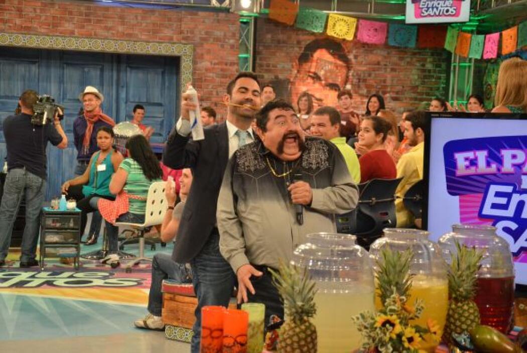Guadalupe no podía creer  lo atrevido y habilidoso que resultó Enrique,...