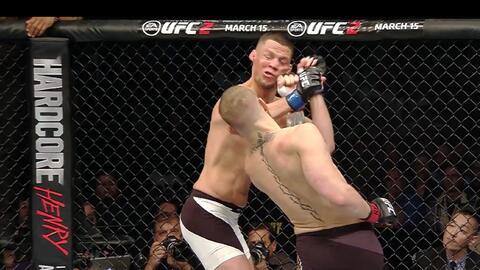 Mala sangre entre Nate Díaz y Conor McGregor