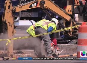 Detrás de los cimientos, las vidas de los empleados de la construcción