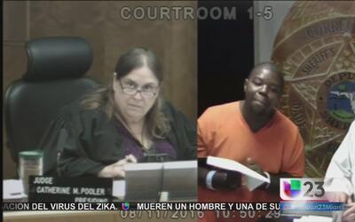 Jueza de Miami queda atónita cuando sospechoso comienza a bailar en plen...